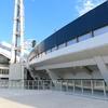 増改築工事によりクマの耳がくっついた横浜スタジアムがカッコいい!