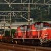 第1627列車 「 帰ってきたDD51重連の阪和工臨を狙う 」