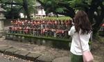 カメラ持って増上寺〜東京タワーお散歩・昼間編♥