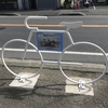 春風や自転車似合ふ街そよぐ