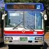 熊本のバス、色多すぎ? 多彩な5社10色