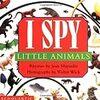 英語絵本うそっこ読み開始「I SPY Little Animals」、結婚したい相手はパパ→王子様に変化。