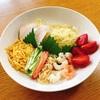 冷麺(胡麻だれ)