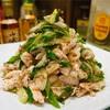 【レシピ】鶏ささみと九条ネギの中華風