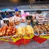 タイ料理と辛辛チリソース