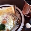 星乃珈琲店と松屋で朝食