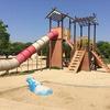公園で遊びながら交通ルールが学べる「高槻城跡公園」に行きましょっか!