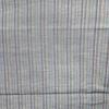 着物生地(286)縞模様織出し手織り真綿紬