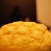 セブンイレブン『サックサク食感!バター香るメロンパン』(パン3個目)(コンビニ)