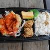 神戸市西区王塚台の和食さと 玉津店で「エビチリ弁当」を持ち帰りで食べた感想