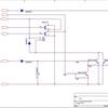 キーレスリモコンロック連動ドアミラー格納回路