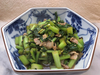 高菜じゃなくて、小松菜じゃなくて、野沢菜