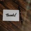 【感謝!】いつも読んでくれる読者さんありがとうございます!