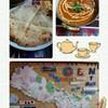 地図のオブジェが素敵@ミトチャ(二俣川)