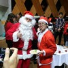 Christmas party in ECUBE