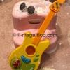 [娘3歳]GAPのサングラスとアンパンマンのギターで放ったロックな一言