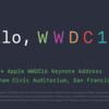 WWDC 2016 Keynote感想まとめ