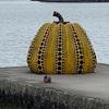【直島2】直島・宮浦港上陸の様子と直島の歴史について