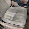 自動車内装修理#330 ランドローバー/レンジローバー2nd LP60D型 4.6HSE ロイヤルエディション 本革シート 劣化・ひび割れ・擦れ・変色補修