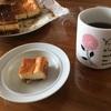 【おやつ作り】オートミール&ナッツを土台に、ホワイトチョコチーズケーキ。