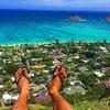 #14ハワイ旅行記 ラニカイ ピルボックスに挑戦!!