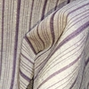 着物生地(208)縞模様織り出し手織り紬