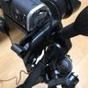 サードパーティー製のACアダプター(Fujifilm)