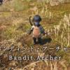 【FF14】 モンスター図鑑 No.192「バンディット・アーチャー(Bandit Archer)」