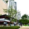新宿中央公園にレストランやヨガスタジオ