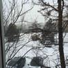 事務所の窓から見える景色