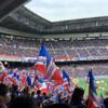 【Jリーグ2019年首位】横浜F・マリノス(@日産スタジアム)の魅力と楽しむポイント教えます(神奈川県横浜市港北区)