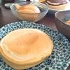 《糖質オフ》 おからパウダーを使ったホットケーキで朝ごはん 《ホットケーキミックスを使わないレシピ》