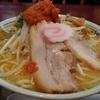 ちゃーしゅうや武蔵 長岡駅店でからしみそラーメンを食べてきた