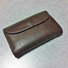 ホワイトハウスコックスの3つ折り財布 S7660 を5年使ってみたので感想やら評価。