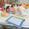 【娘の入院生活27日目】ACTH注射5回目のお休み、GW最終日
