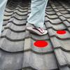 屋根の瓦をDIY修理する