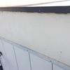 長岡市山田町 高所作業車で雨漏り修理! ガルバリウム鋼板で施工!