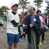 【山中伸弥】55歳でサブ3.5!京都マラソンを3時間27分45秒で完走!