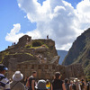 ワイナピチュ下山後はマチュピチュ遺跡をまったり散策