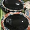 黒天目の鉢