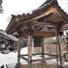 能登平等寺冬景色(その3)