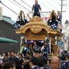 3年に1度の藤枝大祭りがやってきた。