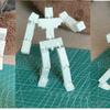 ロボットの骨格を作る その2