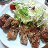 今日の晩飯 サバの竜田揚げを作ってみた