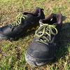 Reebokの靴を愛用している私は新しくReebokの靴を買いました。