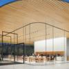 Apple Park Visitor Centerで日本が誇るあのチェアを発見