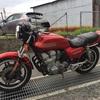 試運転   CB750F
