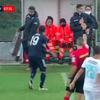 Bチーム: オルビアに 2-1 で競り負け、リーグ戦6試合ぶりの敗戦を喫する