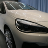BMW 2シリーズグランツアラー 新車磨きGLASSPELコーティング