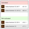 Macにインストール済の特定のアプリケーションを一覧表示して、任意のバージョンを起動できるLauncherアプリケーションを作る その1
